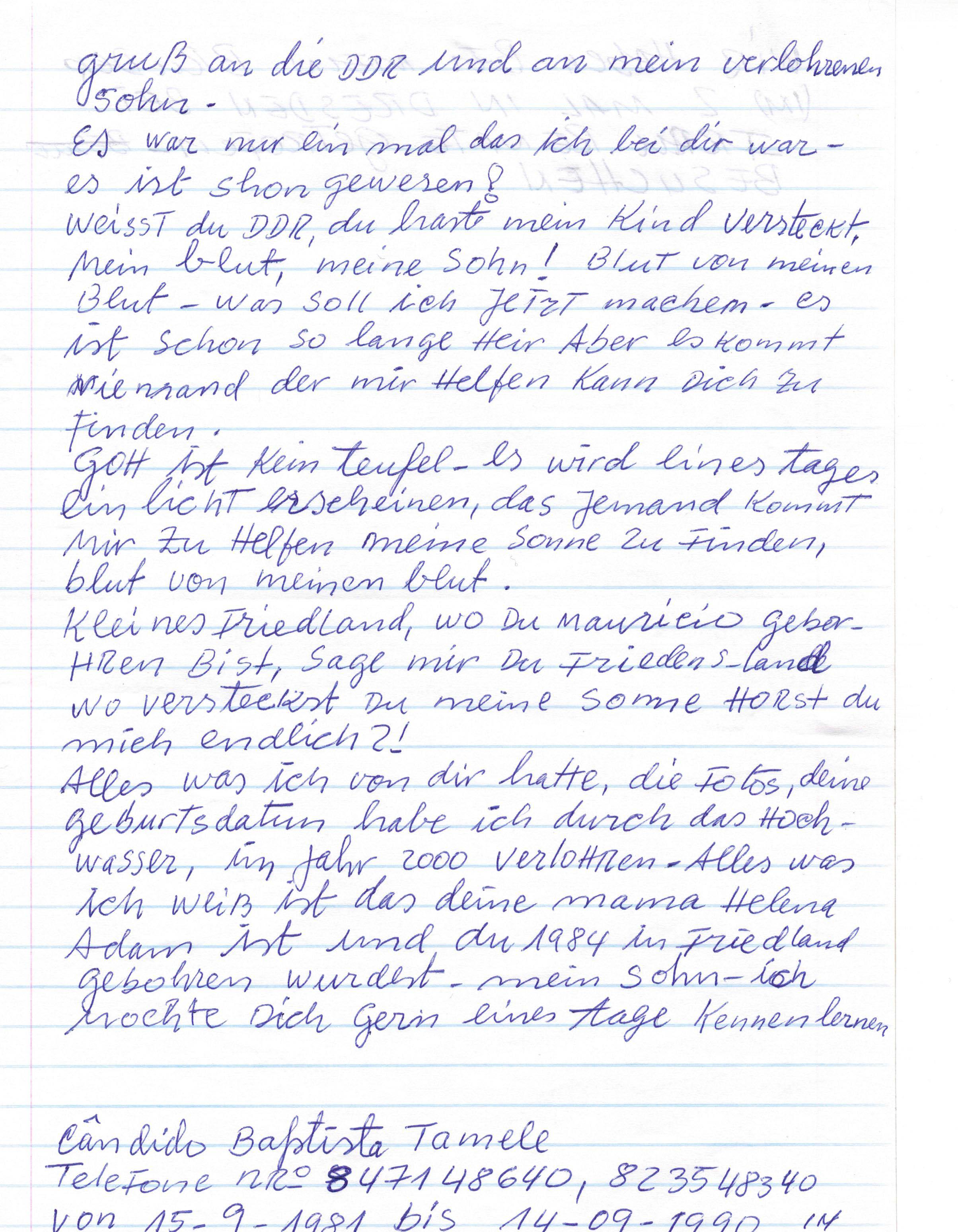 Brief vom Vater-1small